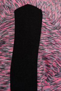 Pink Lounge Wear Wear Hoody and Leggings Set