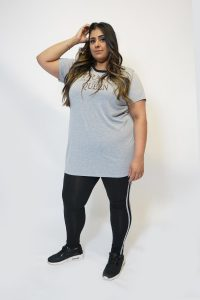 PLUS SIZE LOUNGE WEAR DRAMA QUEEN1
