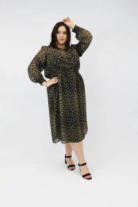 animal_print_elasticated_waist_dress