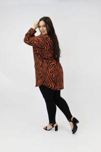 zebra_print_longline_plussize_shirt_back
