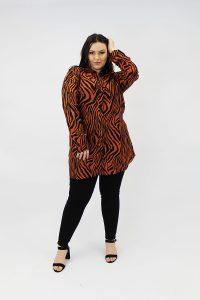zebra_print_longline_plussize_shirt_front